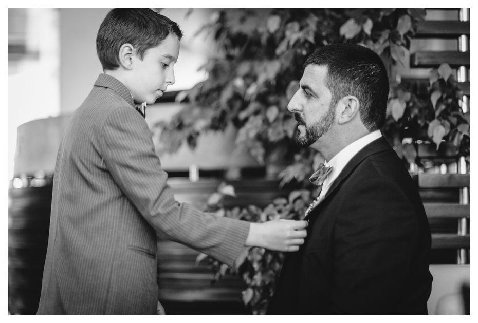 Fotos de casamientos en Hotel Sheraton