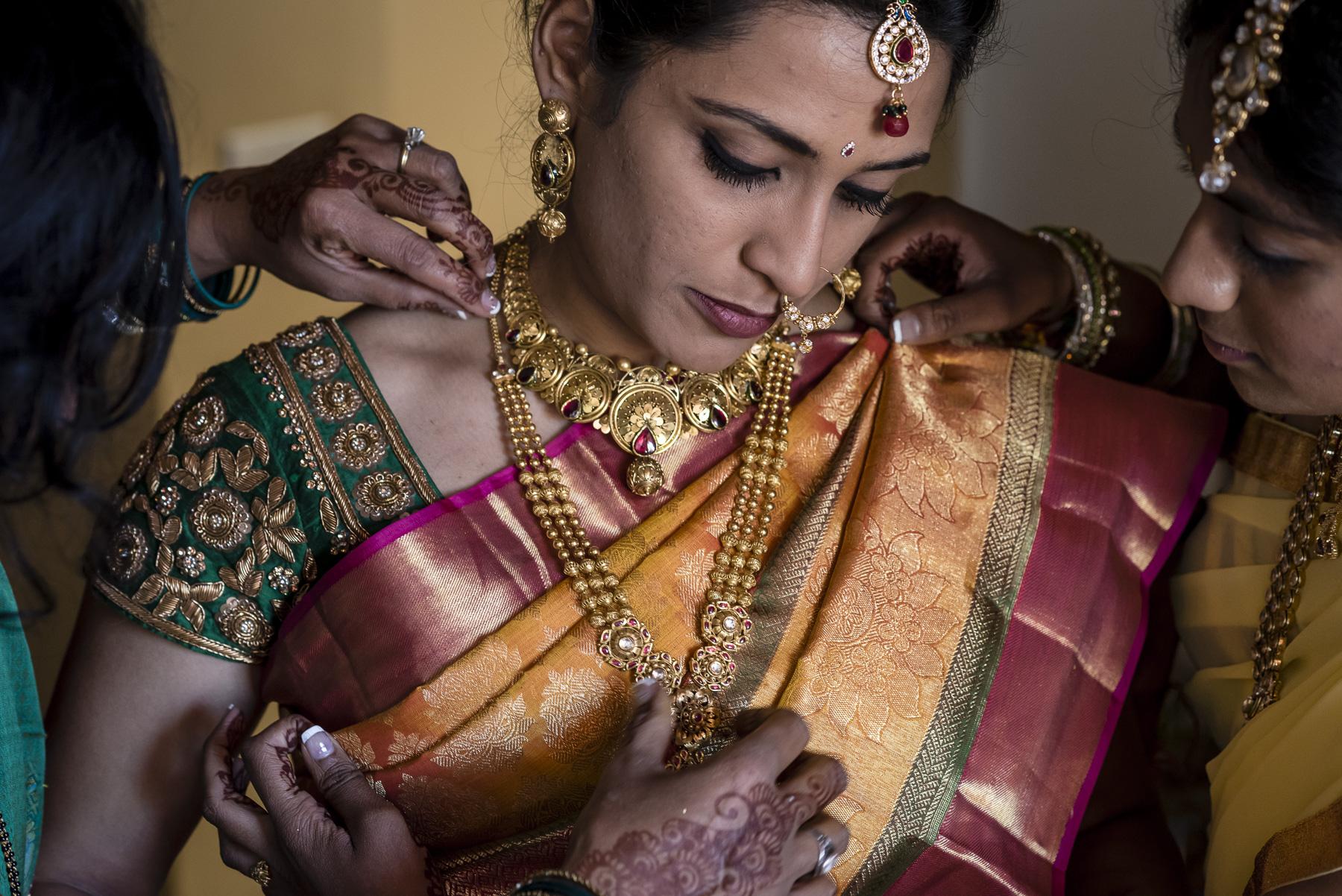 Foto boda hindu by Mariano Leiva