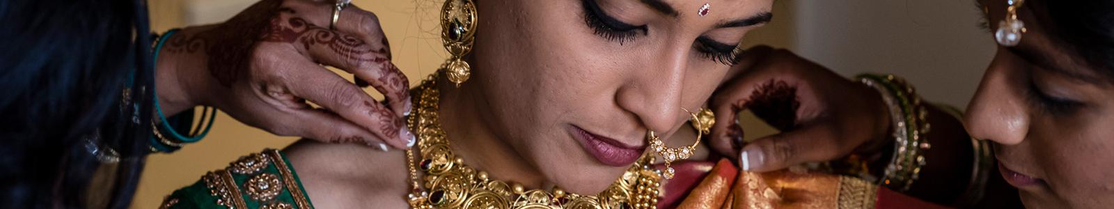 Foto de boda hindú by Mariano Leiva Fotógrafo