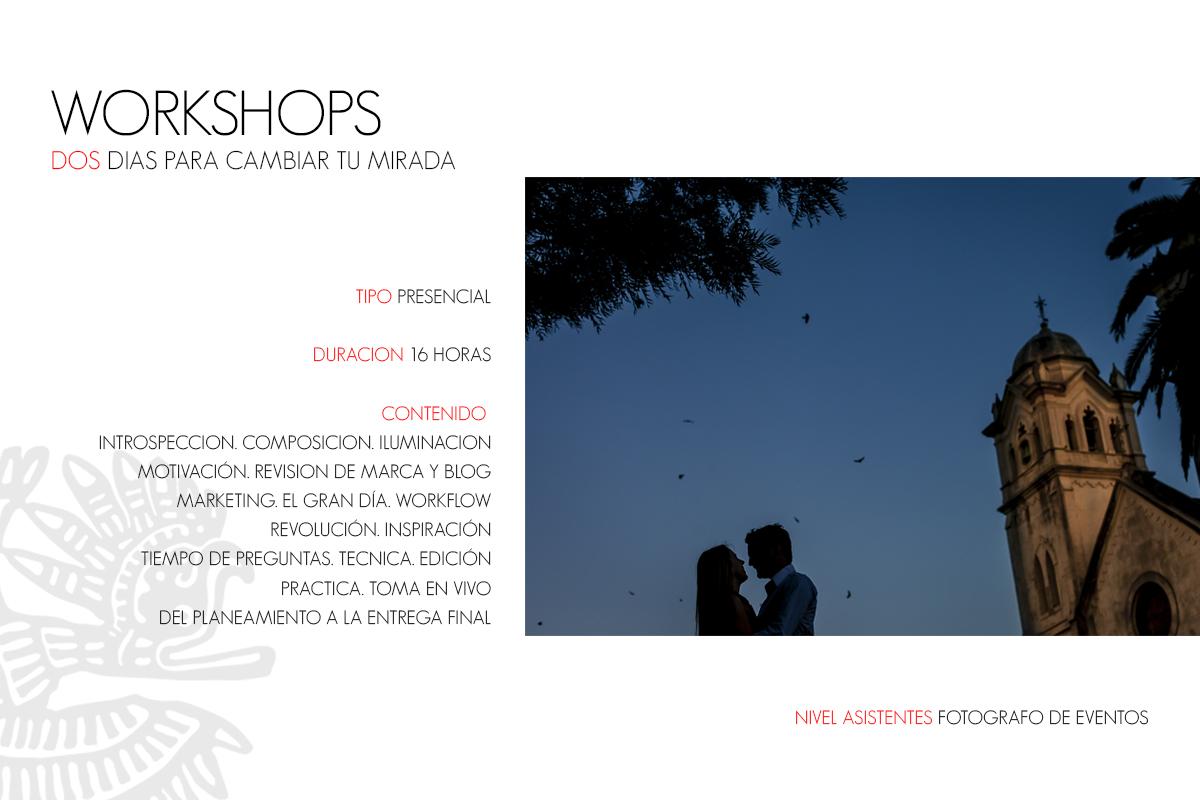 workshops para fotógrafas