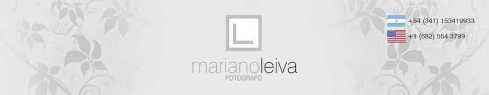 Fotografo de Bodas Rosario – Mariano Leiva logo